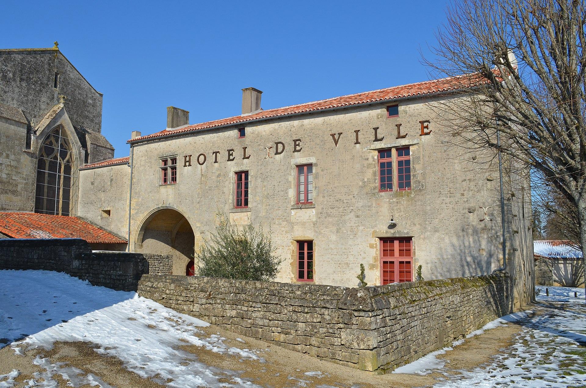 Hotel Saint Hilaire De Clibon