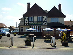 Fox and Hounds, Heacham, 19 05 2010