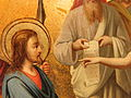 Fr Pfettisheim Chemin de croix station I Christ detail.jpg