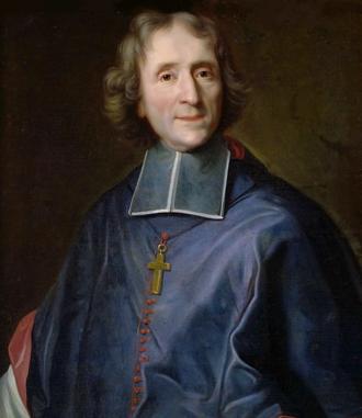 François Fénelon - Portrait by Joseph Vivien