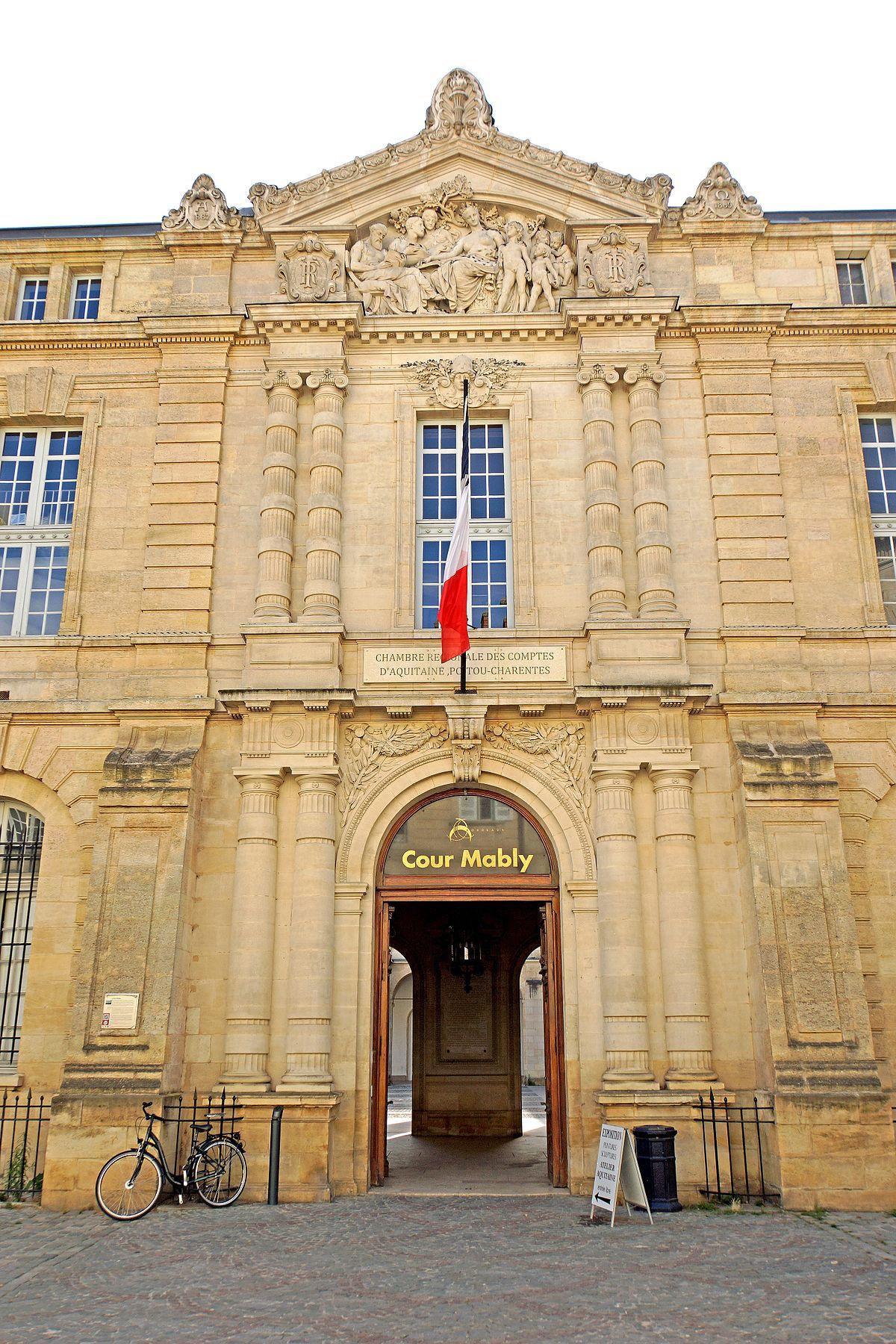 Chambre r gionale des comptes wikip dia - Chambre departementale des notaires 29 ...