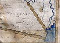 Francesco Berlinghieri, Geographia, incunabolo per niccolò di lorenzo, firenze 1482, 28 medio oriente 08 kuwait.jpg
