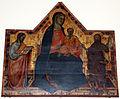 Francesco da volterra, madonna col bambino tra i ss. giovanni battista ed evangelista, 1360.JPG