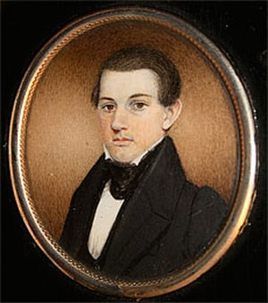 Francis Dunlavy - Image: Francis Dunlavy (Warren County Hist Soc)