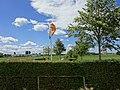Francis Ledwidge memorial near Artillery Wood Military Cemetery 07.jpg