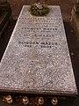 Franciszek Mazur grób.JPG