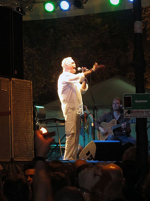 Franco Califano - Califano in concert, 2011