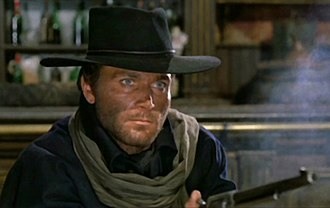Franco Nero - Franco Nero as the title character in Django (1966)