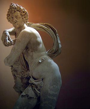 Pietro Francavilla - David conqueror of Goliath, 1608 (Louvre Museum)