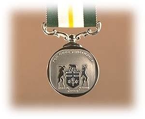 Frank Gross - Ontario Medal for Good Citizenship awarded posthumously to Frank Gross, February 7, 2006