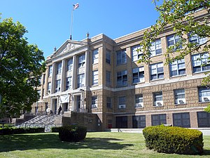 Irvington, New Jersey - Morrell High School