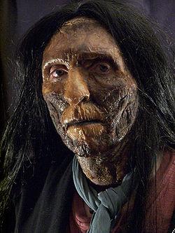 Prosthetic Makeup on Prosthetic Makeup   Wikipedia  The Free Encyclopedia