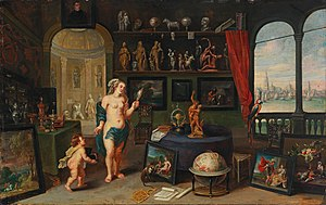 Frans Wouters - Allegory of sight