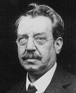 Fred Jowett - Frederick William Jowett in 1924