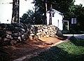 Fredericksburg Marye's Heights Stone Wall (10483029586).jpg