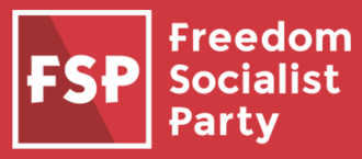 Freedom Socialist Party - Logo of the Freedom Socialist Party