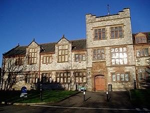 Friars School, Bangor - Friars School Ffriddoedd building, site of the school 1900–1999