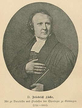 Friedrich Lücke