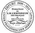 Friedrich Wilhelm Facius 1764-1843 Medaille Erfuerter Fuerstenkongress 1808.jpg