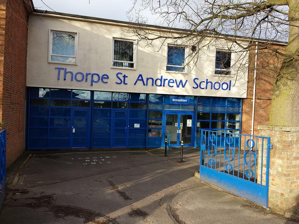 thorpe st andrew school