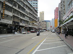 Fuk Tsun Street viewing from Tong Mei Road 201212.JPG