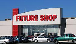 Future Shop store in Halifax