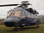 G-LAWX Sikorsky 92 Helicopter Starspeed Ltd (25947551451).jpg