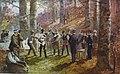 GA Cloß - Mensur im Walde bei Tübingen (1890).jpg