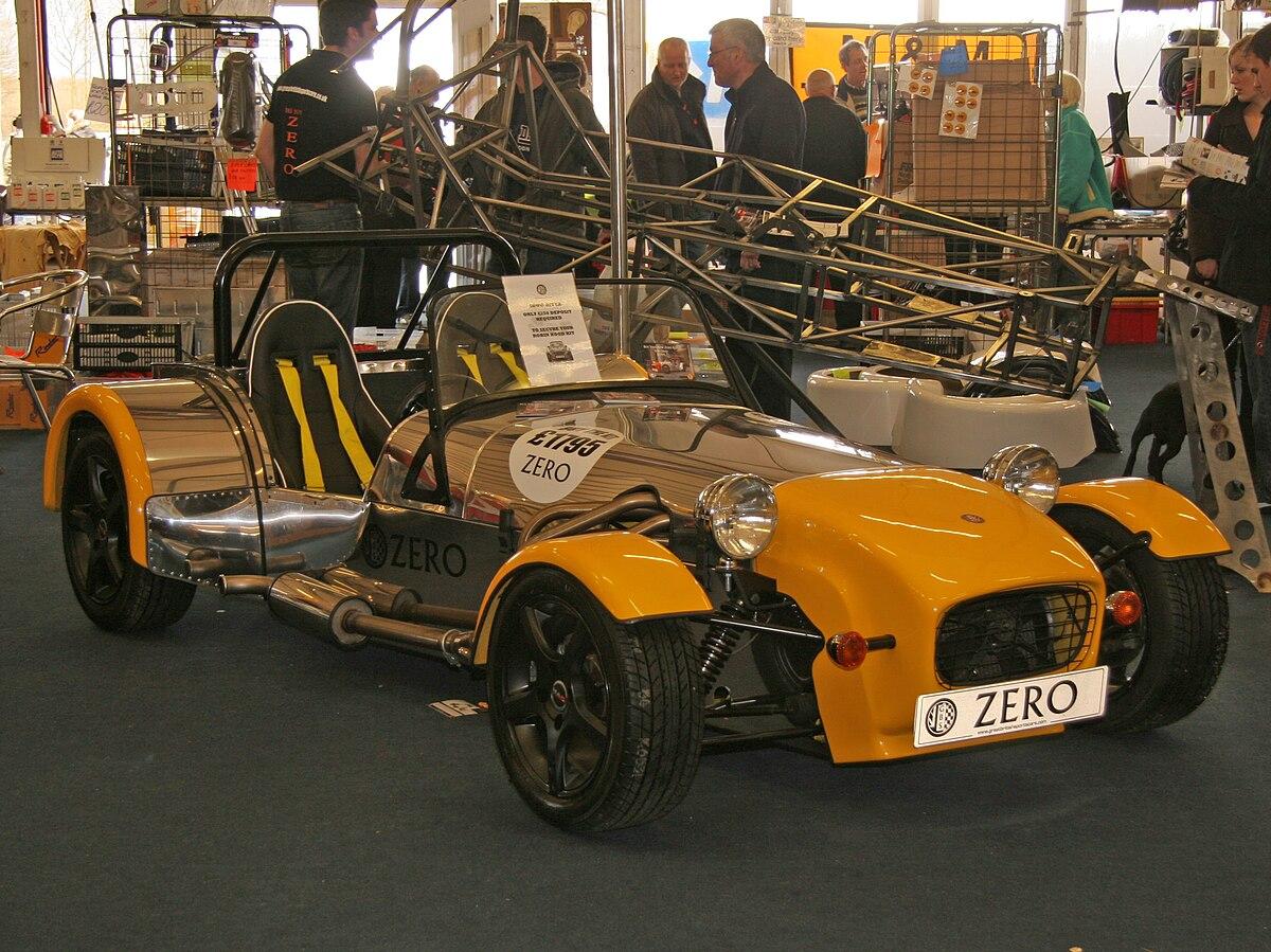 Great British Sports Cars Zero Review >> Great British Sports Cars Wikipedia