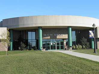 Rowan College at Gloucester County - RCGC's Health Sciences Building