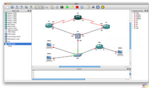 Graphical Network Simulator-3 - Wikipedia