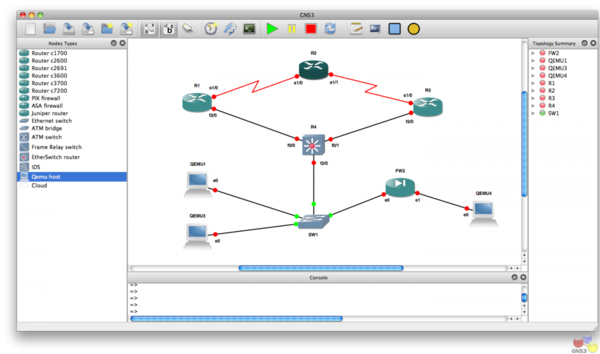 Graphical Network Simulator-3 - Wikiwand