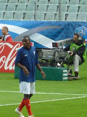 Gaël Kakuta - Kakuta playing for France Under-21 in 2011