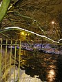 Gala Water on a Night of Snow, Plumbtree - geograph.org.uk - 1146475.jpg