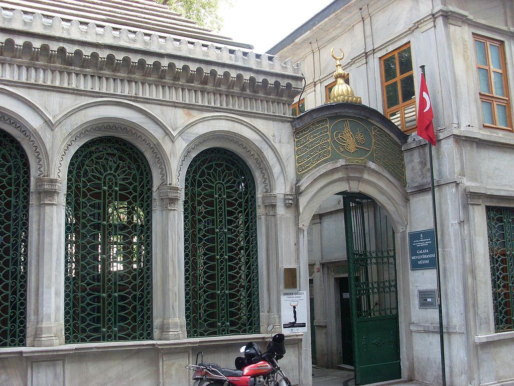 Galata Mevlevihanesi Müzesi 1