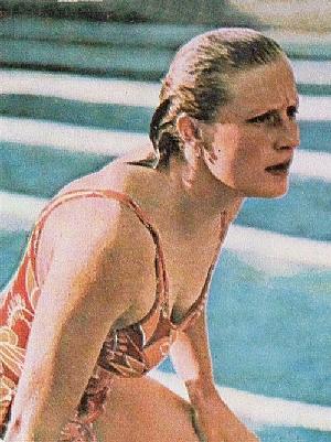 Galina Prozumenshchikova - Prozumenshchikova c. 1972