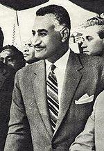 Ο Νάσερ Γκαμάλ Άμπντελ (1918 - 1970)