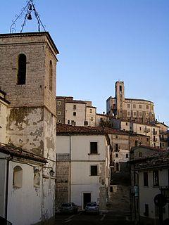 Gamberale Comune in Abruzzo, Italy