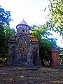 Garni village, Mashtots Hayrapet church.jpg