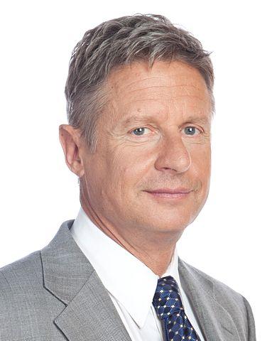 Photo of Gary Johnson