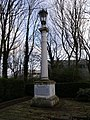 Gas workers war memorial at Bromley-by-Bow - geograph.org.uk - 1599305.jpg