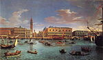 Gaspar van Wittel - View of the San Marco Basin.JPG