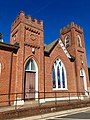 Gaston Chapel AME Church, Morganton, NC (49021558431).jpg