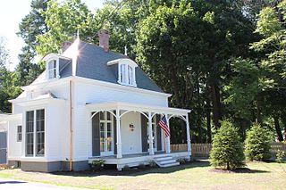 Langdon Estate Gatehouse United States historic place