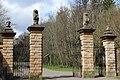 Gates at Pollok Country Park, Glasgow (geograph 3512614).jpg