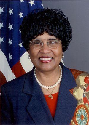 Gayleatha B. Brown