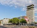 Gebäudekomplex Deutsche Telekom mit Fernmeldeturm, Cäcilienstraße, Köln-0606.jpg