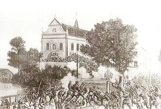 Battle of Kissingen - Battle of Kissingen