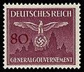 Generalgouvernement 1943 D35 Dienstmarke.jpg