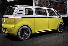 Volkswagen I D Buzz